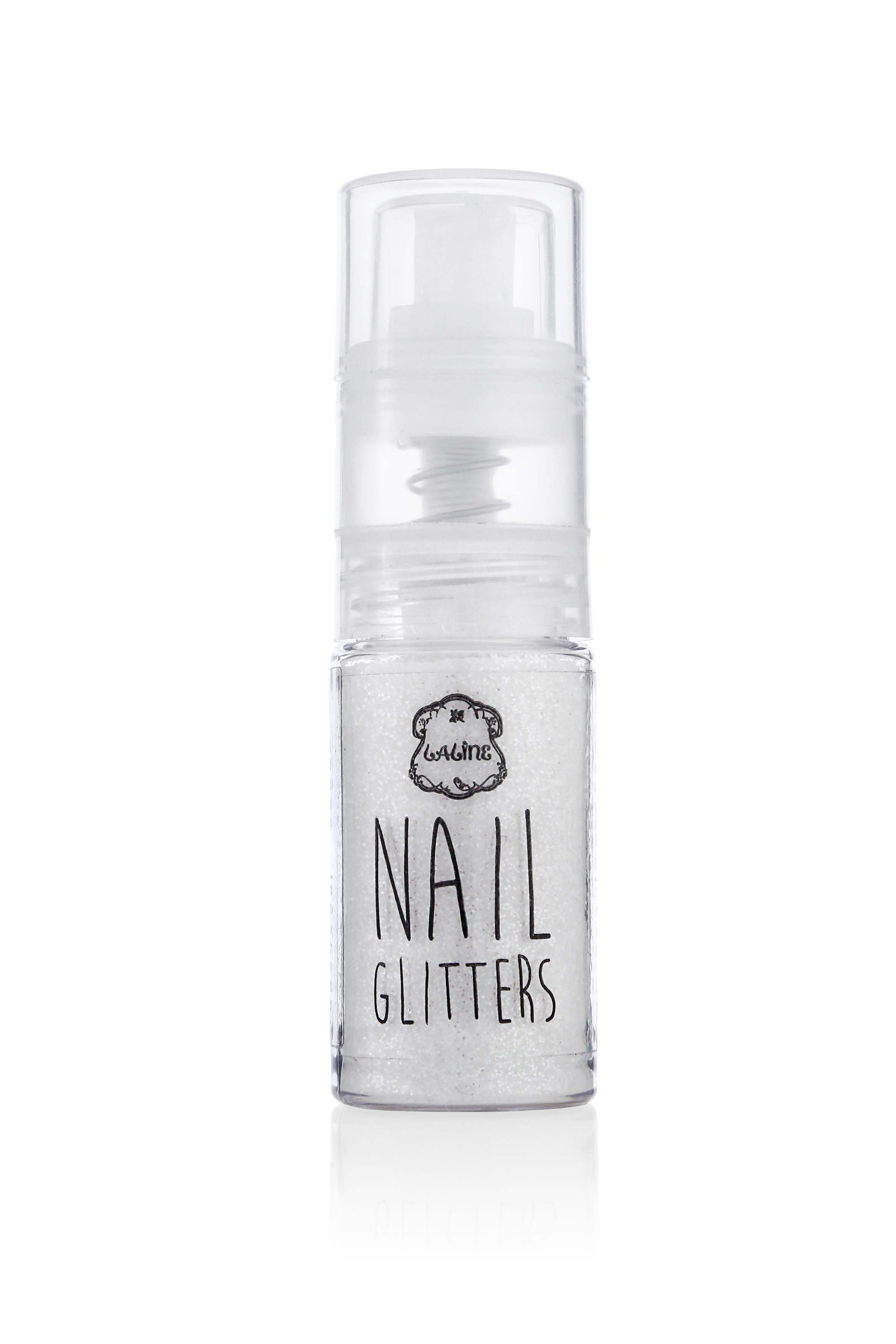 צילום מוצר לק לציפרניים Nail Glitters - עבור חברת ללין